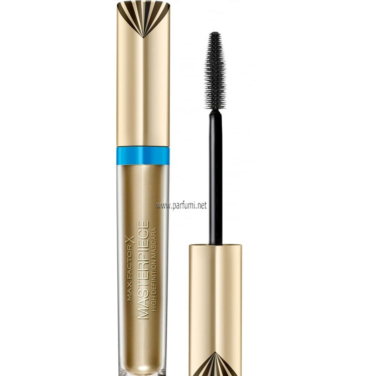 Max Factor Masterpiece High Definition Black Mascara