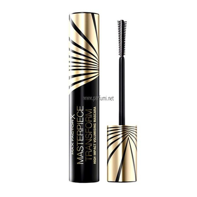MaxFactor Masterpiece Transform Black Mascara 12ml