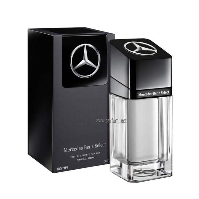 Mercedes-Benz Select EDT парфюм за мъже - 50ml