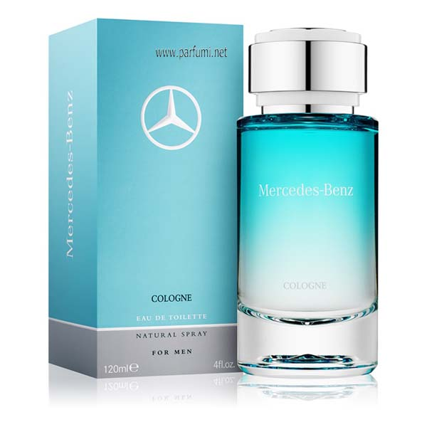 Mercedes-Benz Cologne EDT парфюм за мъже - 120ml
