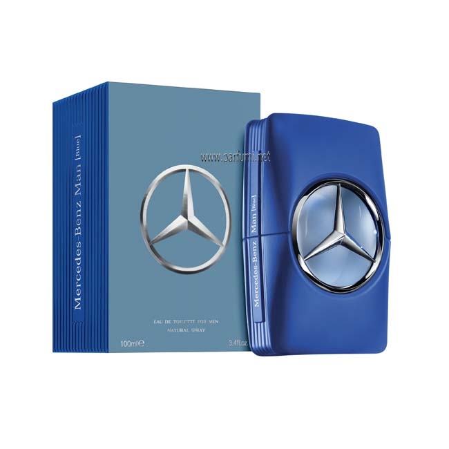 Mercedes-Benz Man Blue EDT парфюм за мъже - 100ml