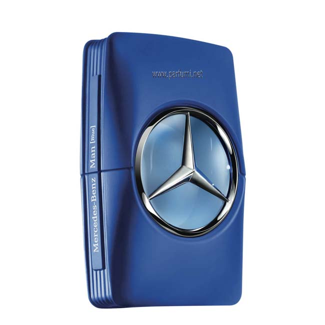 Mercedes-Benz Man Blue EDT парфюм за мъже -без опаковка- 100ml