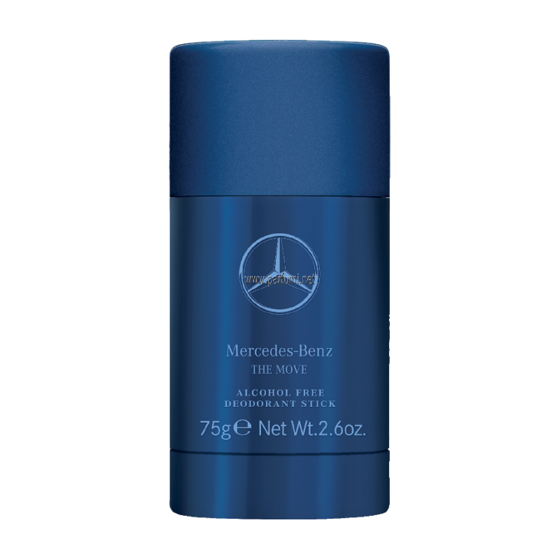 Mercedes-Benz The Move Deo Stick for men - 75ml
