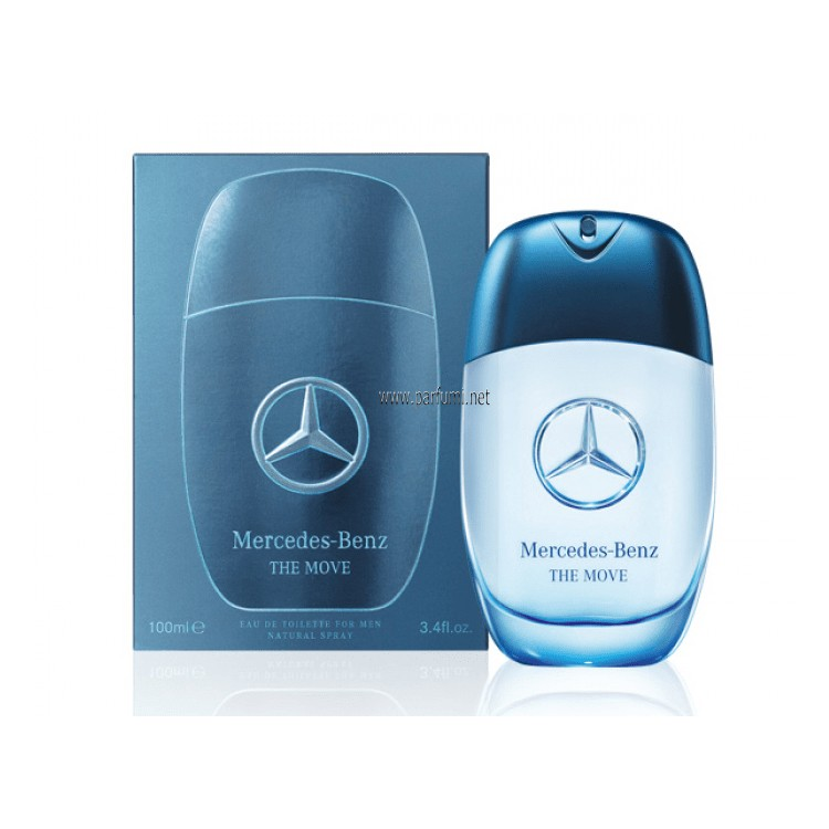 Mercedes-Benz The Move EDT за мъже - 100ml
