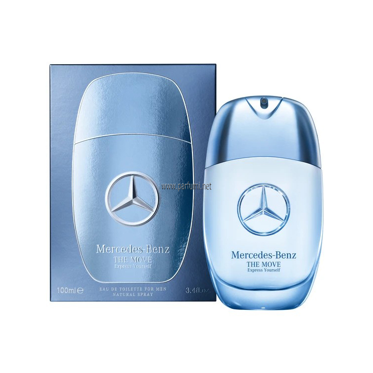 Mercedes-Benz The Move Express Yourself EDT за мъже - 100ml