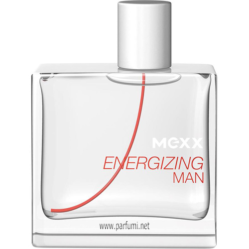 Mexx Energizing Man EDT for men - without package - 50ml