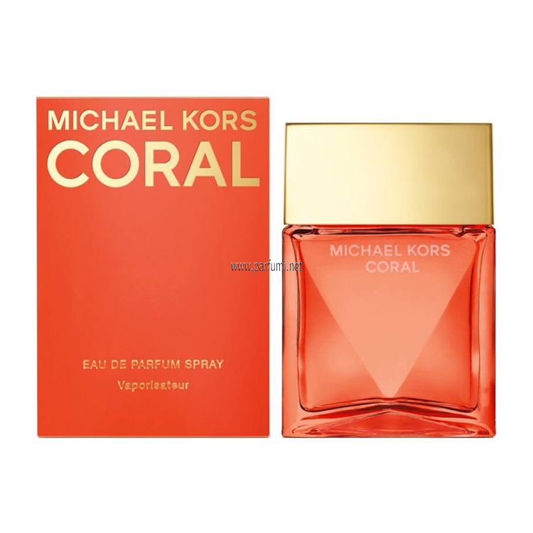 Michael Kors Coral EDP perfume for women - 100ml