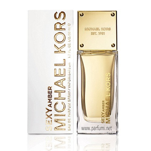 Michael Kors Sexy Amber EDP perfume for women - 100ml