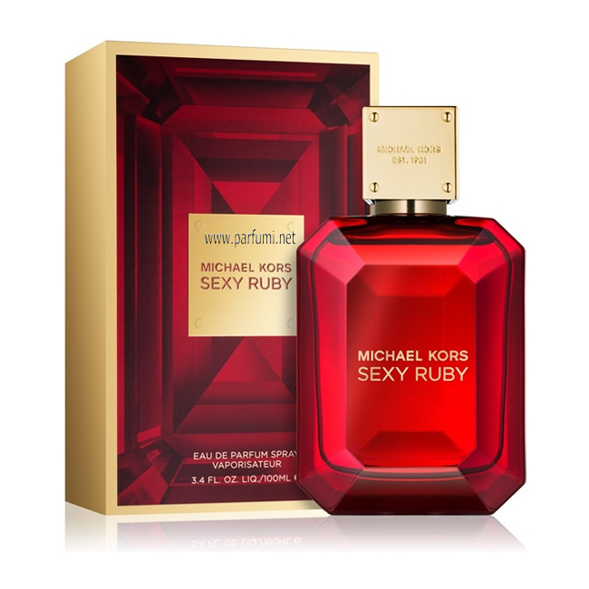 Michael Kors Sexy Ruby EDP parfum for women - 100ml