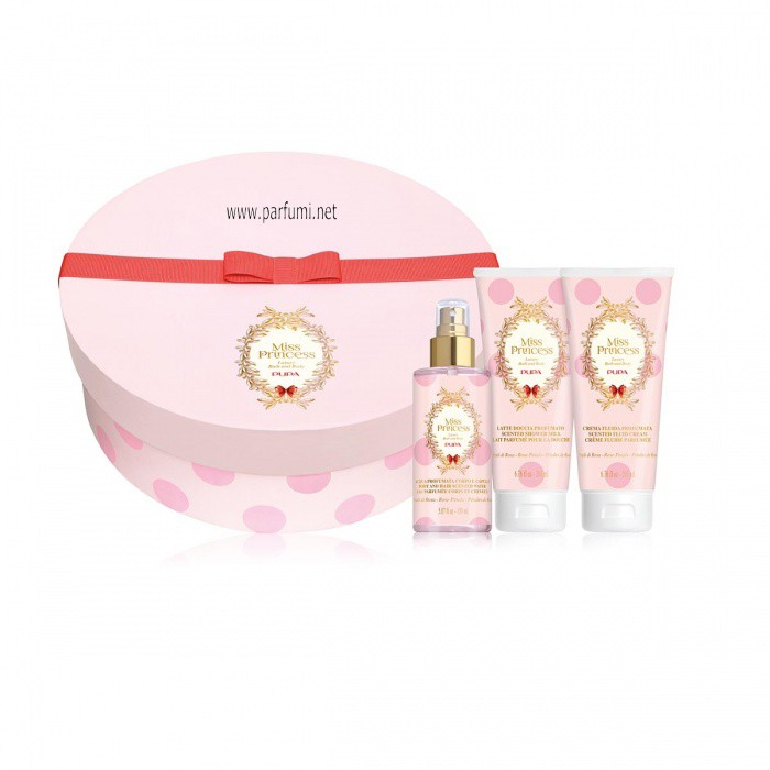 Pupa Miss Princess Set Large Rose Petals