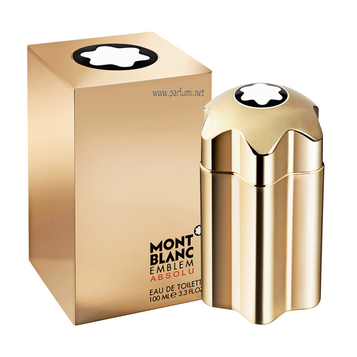 Mont Blanc Emblem Absolu EDT parfum for men - 100ml