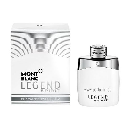 Mont Blanc Legend Spirit EDT за мъже - 100ml