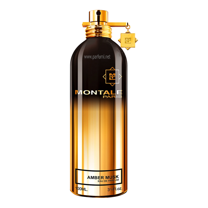 Montale Amber Musk EDP unisex perfume - without package - 100ml