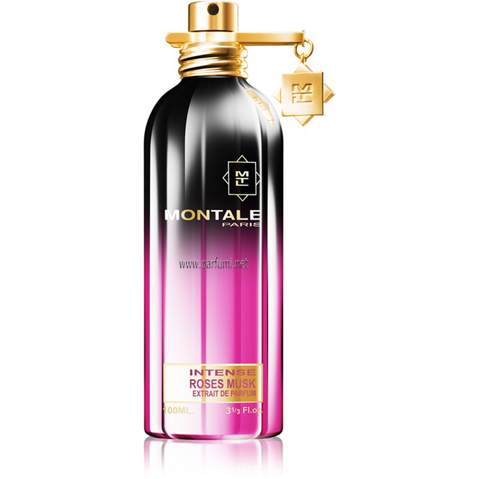 Montale Intense Roses Musk EDP for women -without package- 100ml