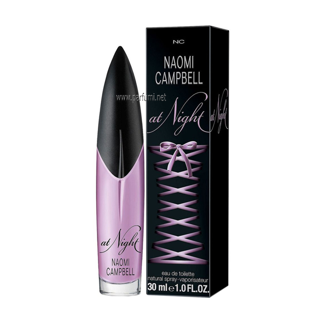 Naomi Campbell At Night EDT парфюм за жени - 50ml.