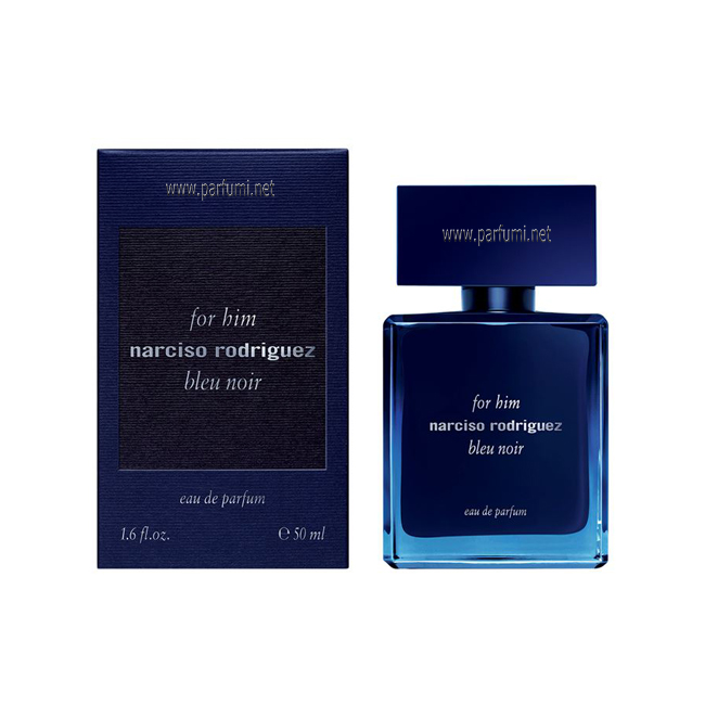 Narciso Rodriguez for Him Bleu Noir Eau de Parfum for men - 50ml