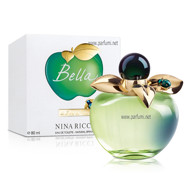 Nina Ricci Bella EDT parfum for women - 30ml.