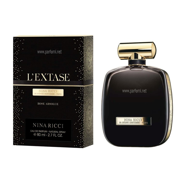 Nina Ricci L`Extase Rose Absolue EDP парфюм за жени - 80ml