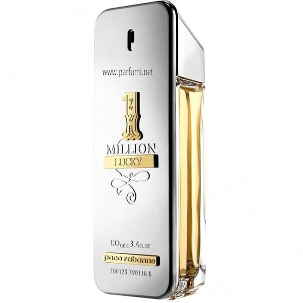 Paco Rabanne 1 Million Lucky EDT парфюм за мъже -без опаковка- 100ml.