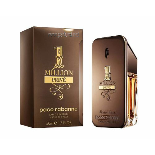 Paco Rabanne 1 Million Prive EDP парфюм за мъже - 50ml.
