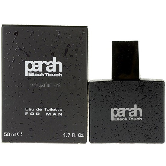 Parah Black Touch EDT parfum for men - 100ml