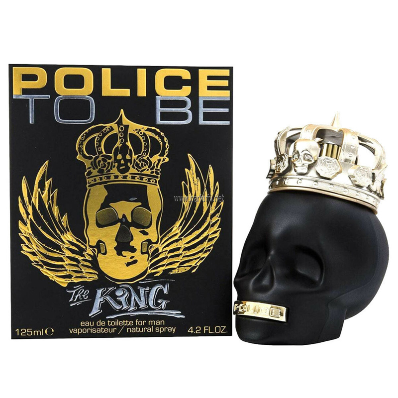 Police To Be King EDT for men - 125ml