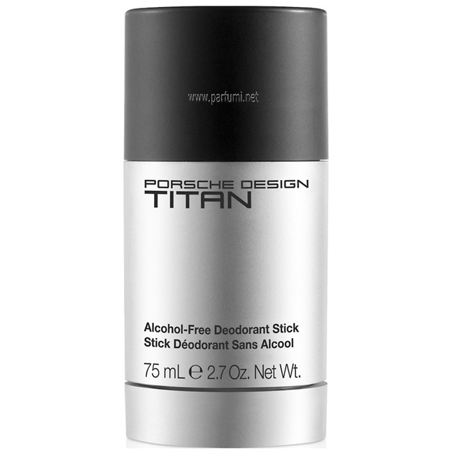 Porsche Design Titan Deo Stick for men - 75ml