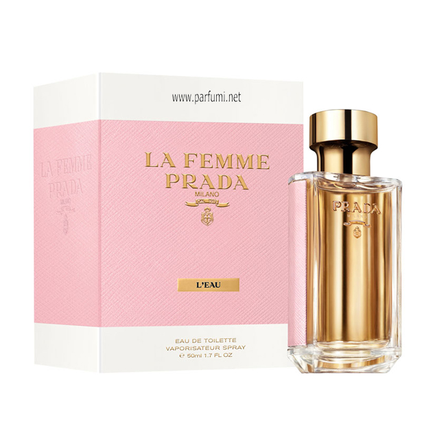 Prada La Femme Leau EDT parfum for women - 35ml