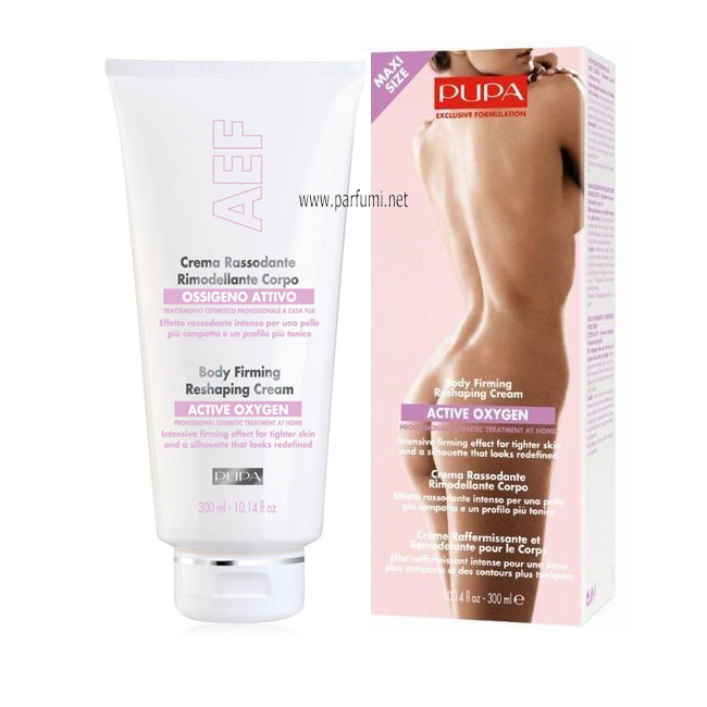 Pupa Tighting and shaping cream - 300ml