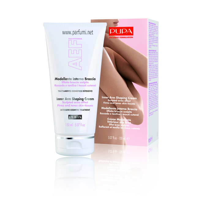 Pupa Cream to form the inner upper part of the hands - 150ml