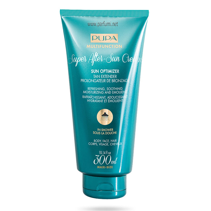 Pupa Super Aftersun Cream - 300ml