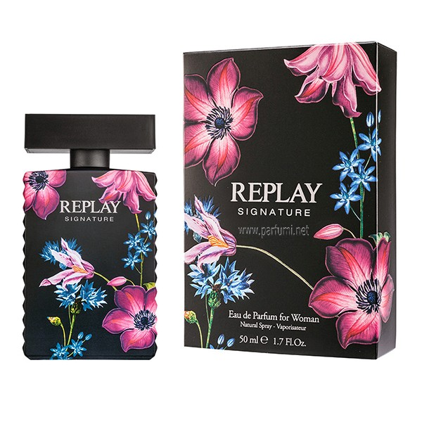 Replay Signature For Women EDP парфюм за жени - 100ml