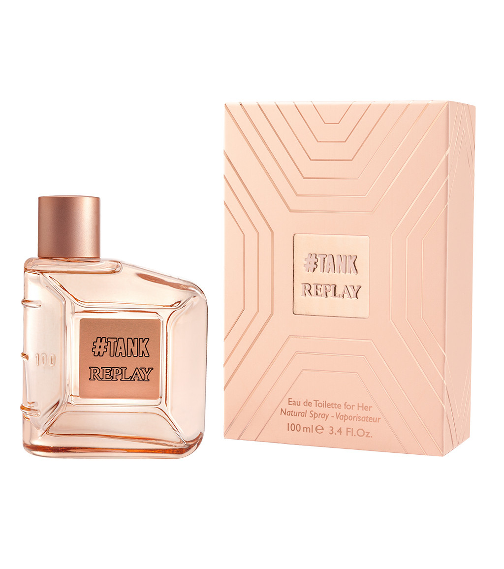 Replay Tank For Her тоалетна вода за жени - 100ml