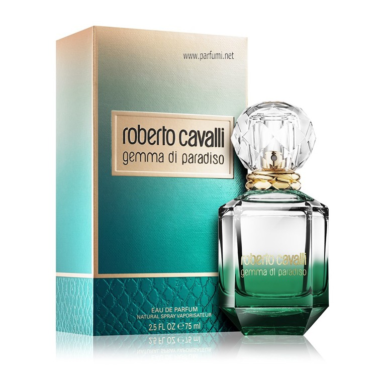 Roberto Cavalli Gemma di Paradiso EDP parfum for women- 30ml