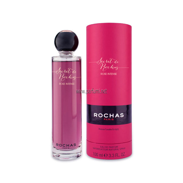 Rochas Secret de Rose Intense EDP парфюм за жени - 100ml.