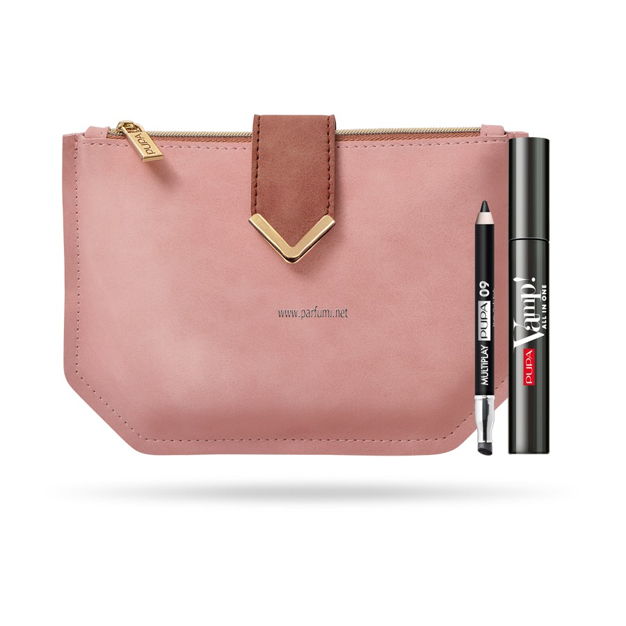Pupa VAMP!Set MASCARA VAMP All in One+Multiplay+bag