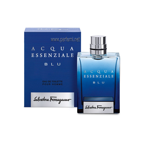 Salvatore Ferragamo Acqua Essenziale Blu EDT for men - 30ml