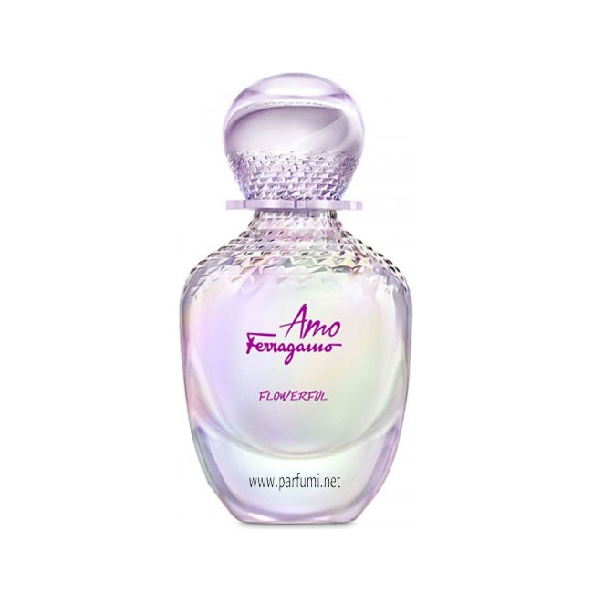 Salvatore Ferragamo Amo Flowerful EDT за жени -без опаковка- 100ml
