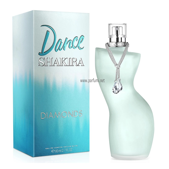 Shakira Dance Diamonds EDT for women - 80ml