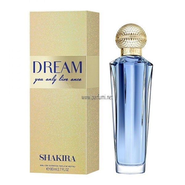 Shakira Dream EDT parfum for women - 80ml