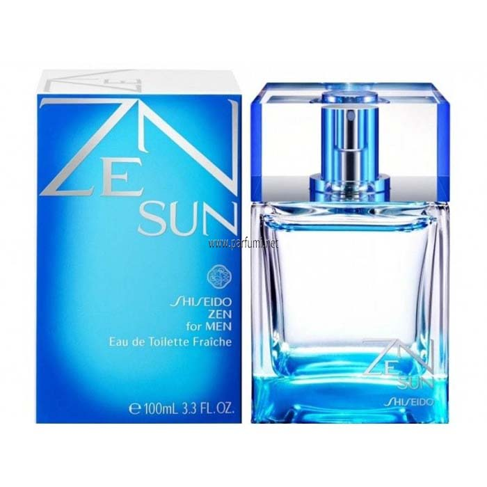 Shiseido Zen Sun for Men EDT за мъже - 100ml