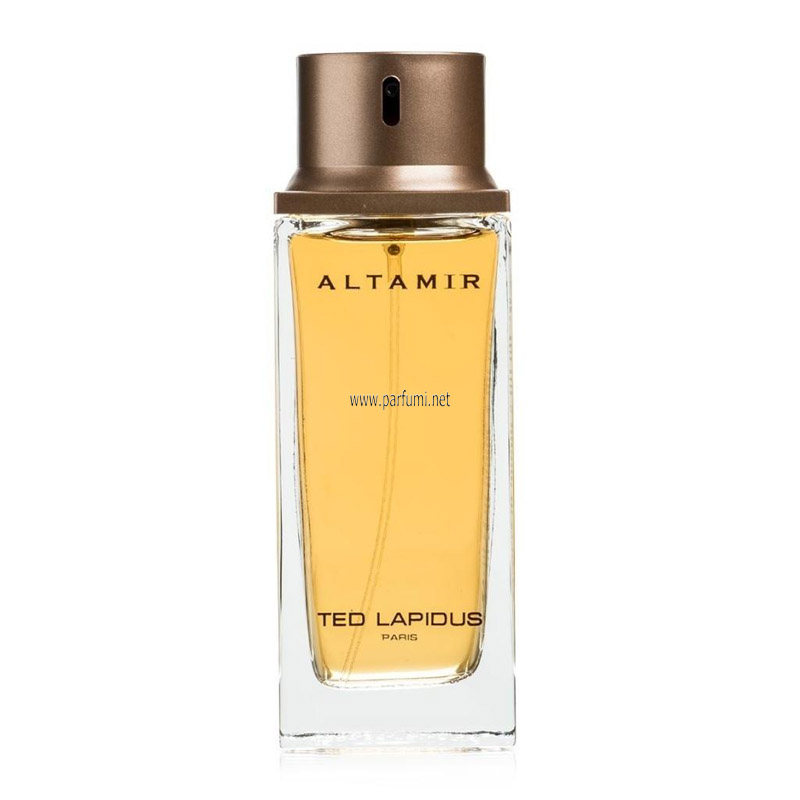 Ted Lapidus Altamir EDT for men -without package- 125ml