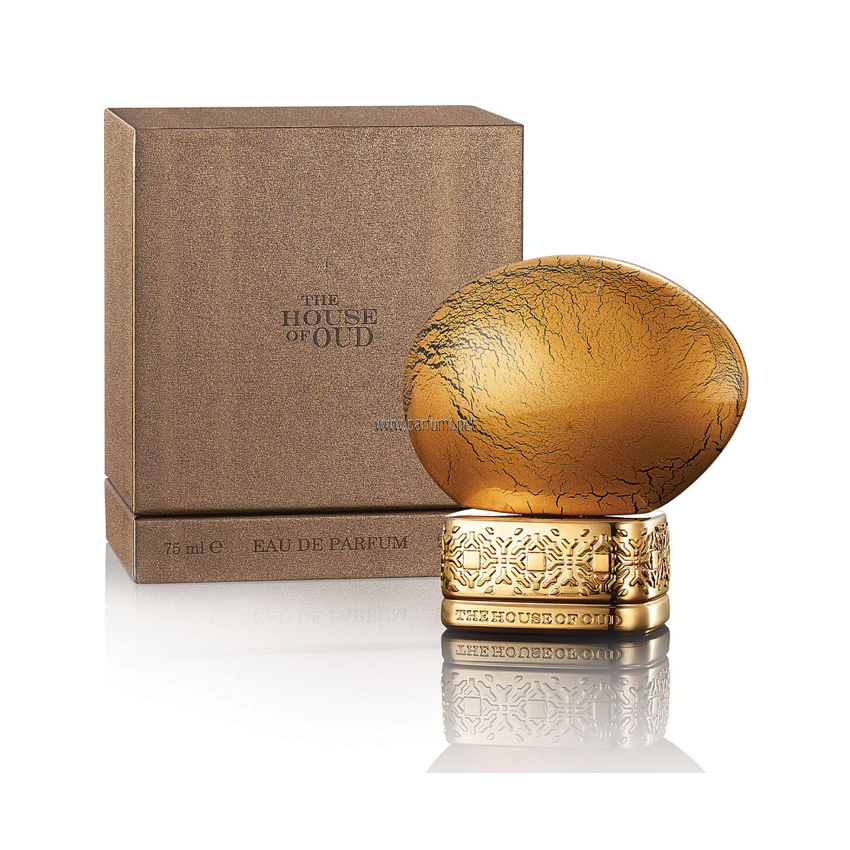 The House of Oud Golden Powder EDP unisex perfume - 75ml