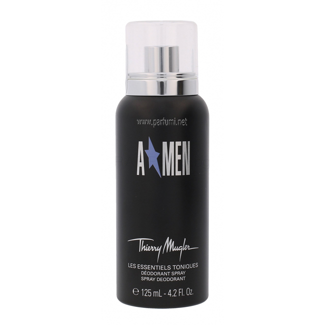 Thierry Mugler A*Men Deodorant Spray for men - 125ml