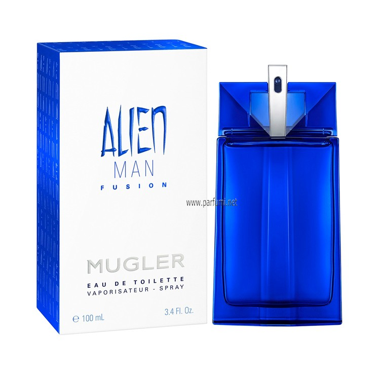 Thierry Mugler Alien MAN Fusion EDT тоалетна вода за мъже - 100ml
