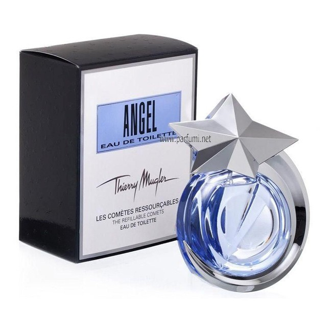 Thierry Mugler Angel the refillable Comets EDT парфюм за жени - 80ml.