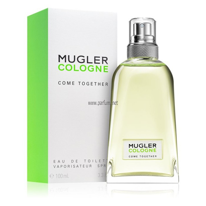 Thierry Mugler Cologne Come Together EDT унисекс - 100ml.