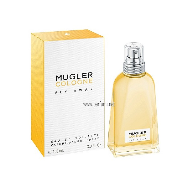 Thierry Mugler Cologne Fly Away EDT унисекс парфюм - 100ml.