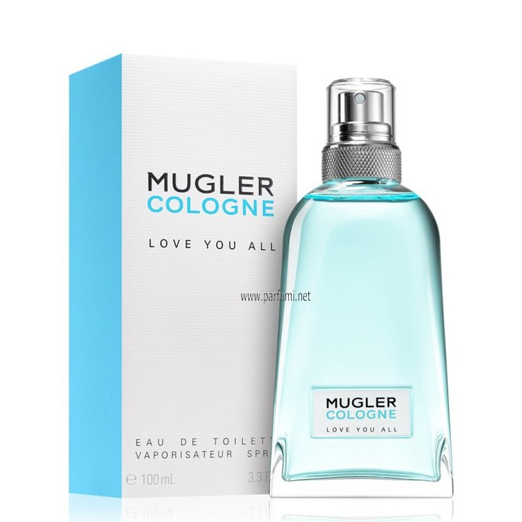 Thierry Mugler Cologne Love You All EDT унисекс парфюм - 100ml.