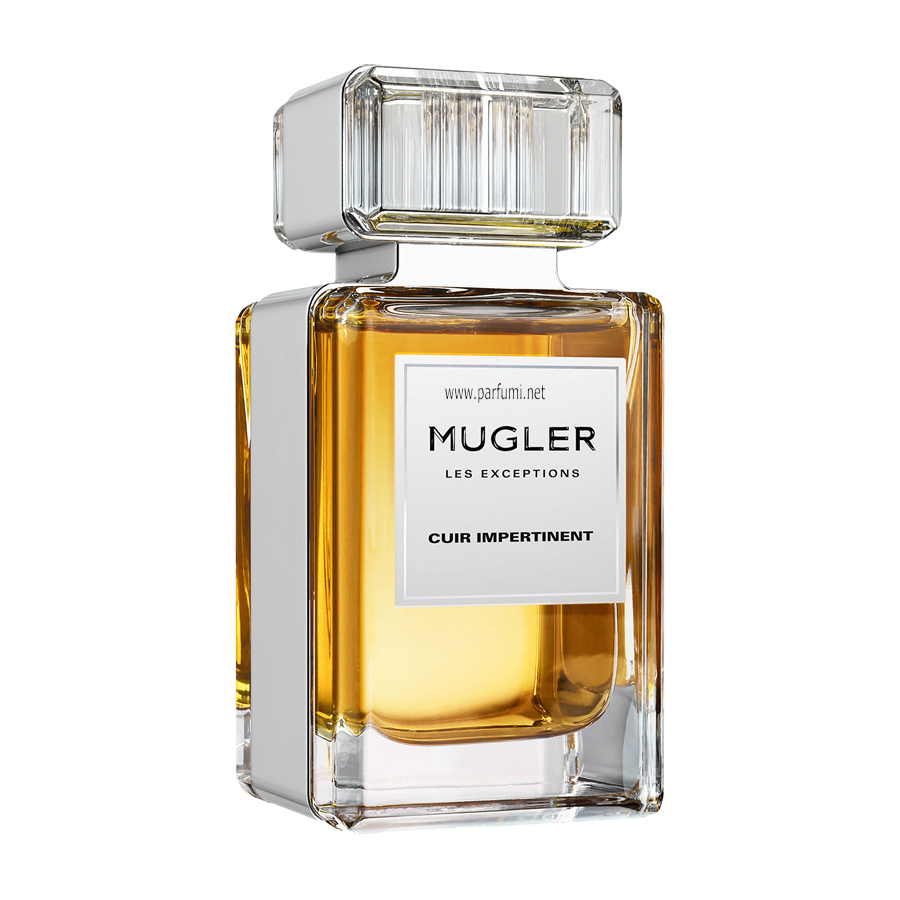 Thierry Mugler Les Exceptions Cuir Impertinent EDP унисекс парфюм - 80ml.